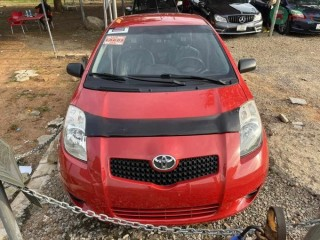 Foreign Used Toyota Yaris 2010