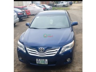 Nigerian Used Toyota Camry