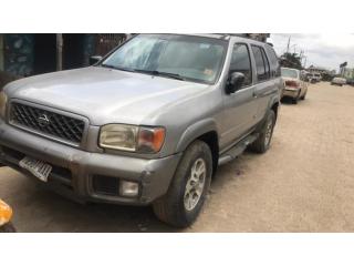 Nigeria Used 2001 Nissan Pathfinder