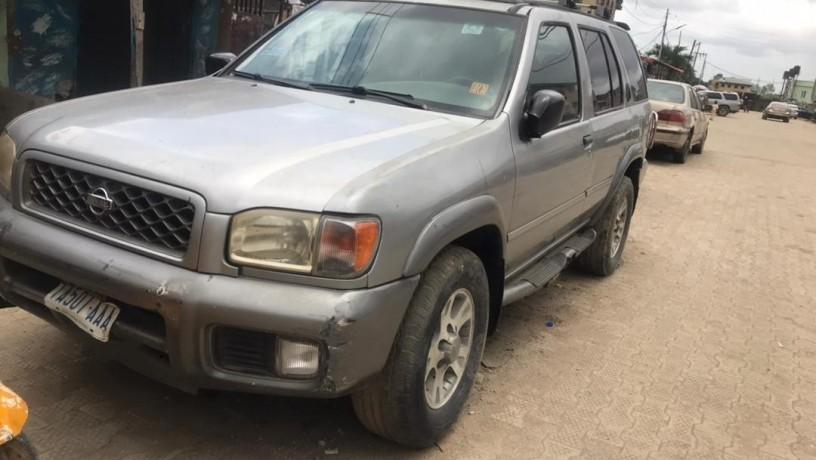 nigeria-used-2001-nissan-pathfinder-big-0