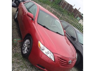 Direct Tokunbo Toyota Camry 2008
