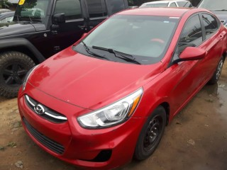 Foreign Used 2015 Hyundai Accent