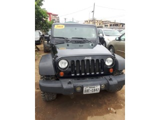 Foreign Used 2008 Jeep Wrangler