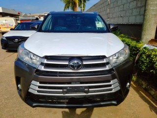 Tokunbo Toyota Highlander XLE 2018