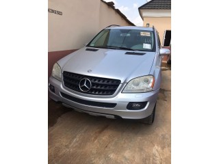 Foreign used Mercedes Benz ML350 2006