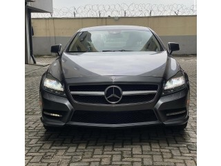 Pre-Owned 2012 Mercedes Benz CLS550