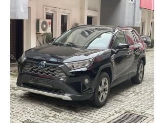 Tokunbo 2019 Toyota RAV4 [Limited]