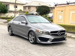 2014 Mercedes Benz CLA250