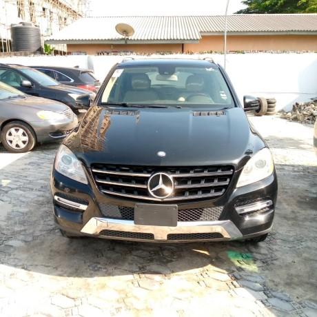 tokunbo-2012-mercedes-benz-ml350-big-0
