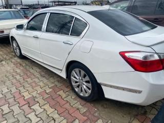 2015 Honda Accord Tokunbo white