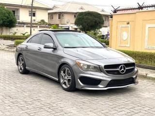 2014 Mercedes Benz CLA250 tokunbo