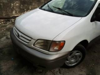 Nigeria Used 2003 Toyota Sienna