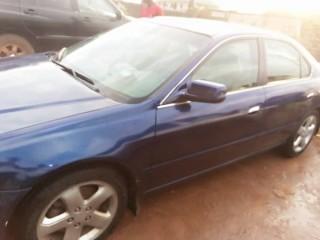 Nigerian Used Acura TL 2003