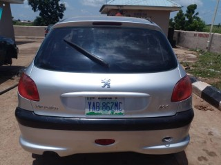 Nigerian Used Peugeot 206 2003