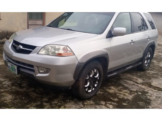 Nigerian Used Acura MDX 2004