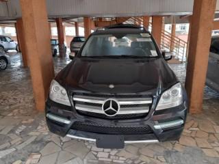 Mercedes-Benz GL450 2010 Model