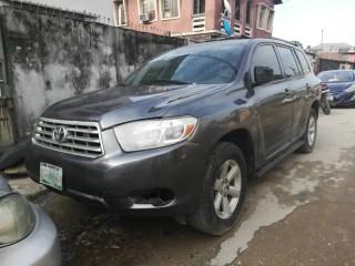 Nigeria Used 2009 Toyota Highlander