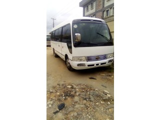 Foreign used 2013 Toyota Coaster Bus