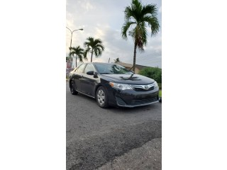 2012 Foreign Used Toyota Camry LE