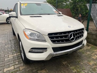 Mercedes Benz Ml350 2014 Model