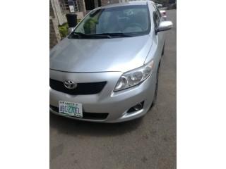 Nigerian Used Toyota corolla 2010