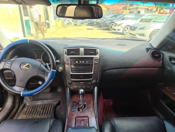 nigeria-use-2006-lexus-is250-big-2