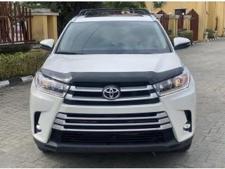Tokunbo 2016 Toyota Highlander [Limited]