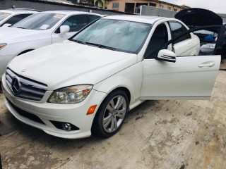 Foreign used 2010 Mercedes benz C300