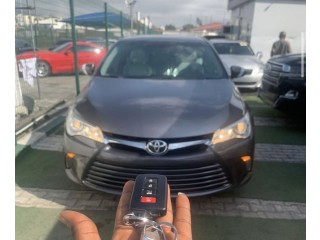 Tokunbo 2015 Toyota Camry XLE