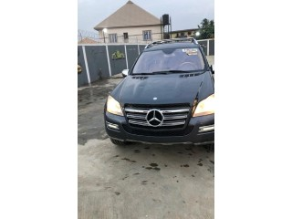 Foreign used Mercedes GL550 2010