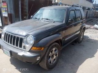 Few Months Used 2006 Jeep Liberty