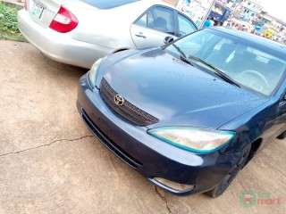 2004 Nigerian Used Toyota Camry blue