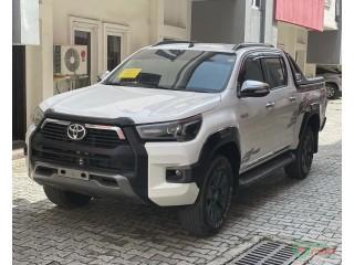 Tokunbo 2017 Toyota Hilux [Adventure]