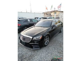 Foreign used Mercedes-Benz S560 2018