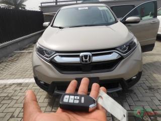 2017 Honda CRV Beige