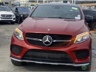 Tokunbo 2016 Mercedes Benz GLE450