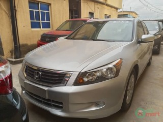 Foreign used Honda Accord 2008